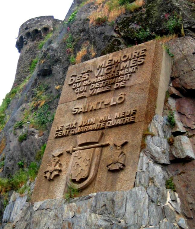 Saint Lo monument