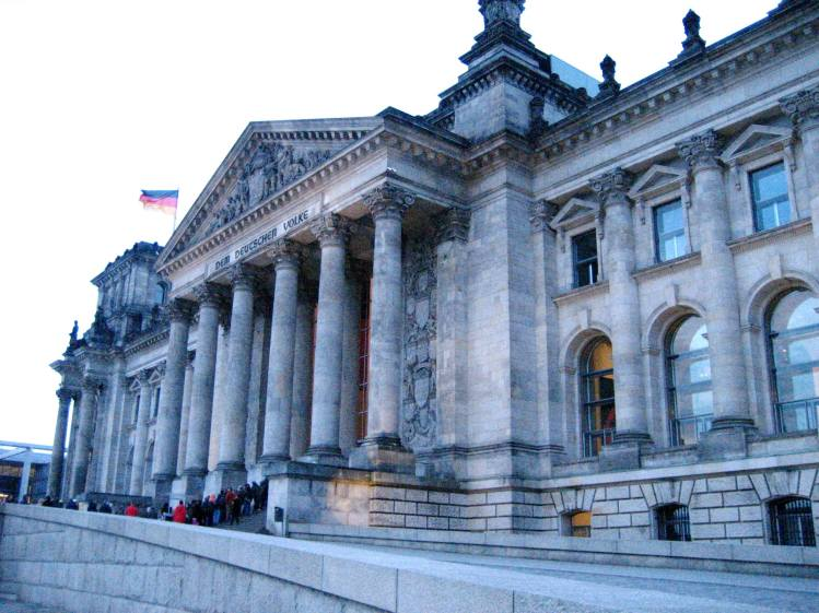 Die Reichstag III