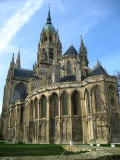 Cathedral de Bayeux II