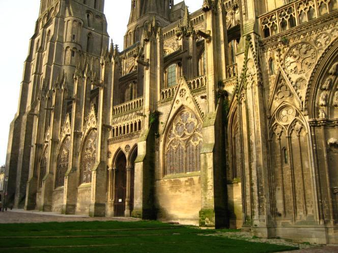 Cathedral de Bayeux V